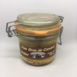 Foie Gras de Canard Entier 200 g (verrine)