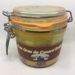 Foie Gras de Canard Entier 350 g (verrine)