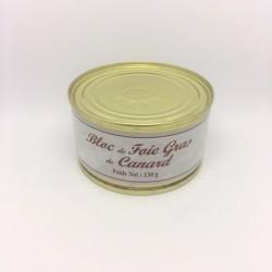 Bloc de Foie Gras de Canard 130 g
