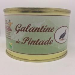 Galantine de Pintade