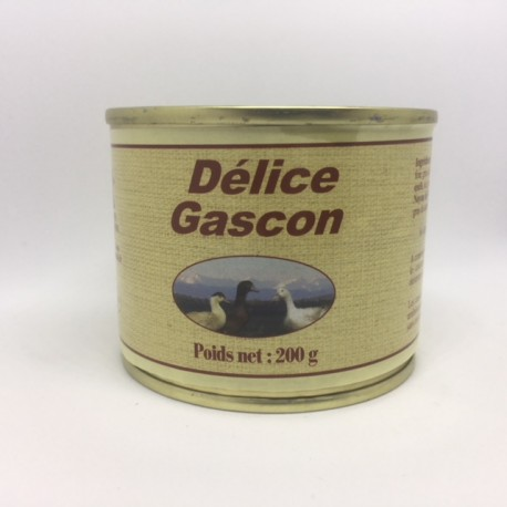 Délice Gascon au Foie Gras