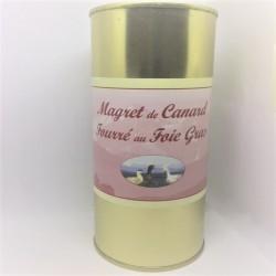 Magret de Canard Confit Fourré au Foie Gras