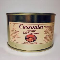 Cassoulet recette Toulousaine