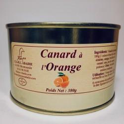 Canard à l'Orange