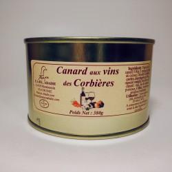 Canard aux Vins des Corbières