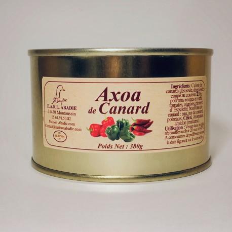 Axoa de Canard