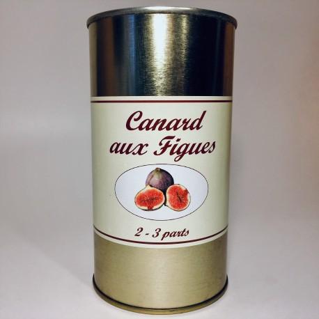 Magret de Canard Fourré aux Figues
