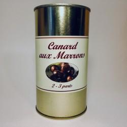 Magret de Canard aux Marrons